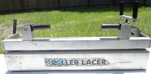 Clipper Flexco Rl 24 Roller Lacer 24 Conveyor Belt Lacing Tool