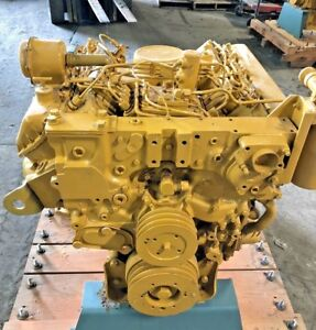Cat 3208 Diesel Motor Completely Remanufactured Model 3208 Na