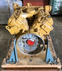 Cat 3208 Diesel Motor Completely Remanufactured 62w70886
