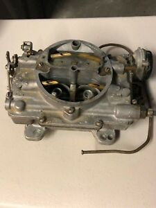 Carter Afb 3352s Carburetor