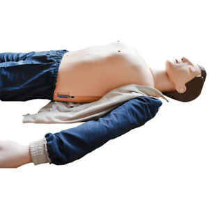 First aid Cpr Manikin Advanced Multifunctional Medical Training Model New