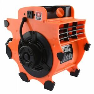 Small Portable Floor Electric Air Mover Blower Carpet Dryer Machine