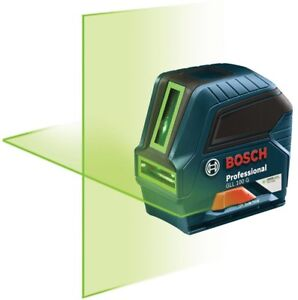 Bosch Laser Self Leveling 3 mode Sturdy Over molded Construction Hand Tool