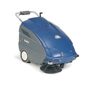 Windsor Radius Walk Behind Floor Sweeper Rwb28n Demo Unit 1 010 017 0
