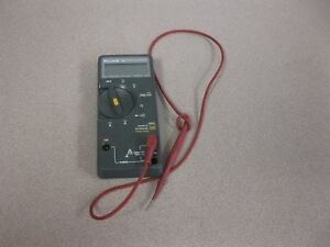 Fluke 73 Series Ii Digital Multimeter