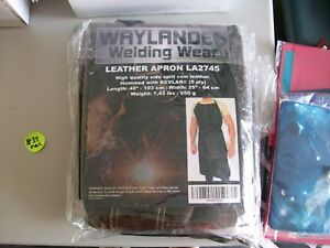Waylander Welding Wear Leather Apron New