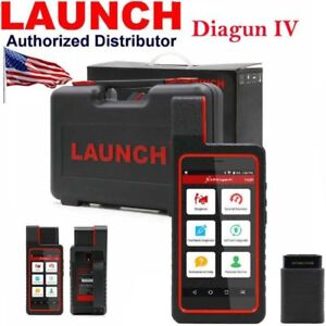 From Usa Launch X431 Diagun Iv Diagnostic Tool Free Update Obd2 Code Scanner