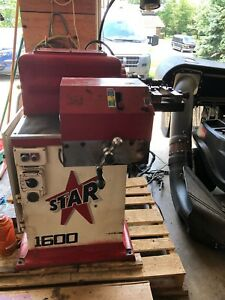 Star Machine Tool Model 1600 Disc And Drum Brake Lathe