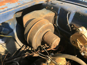 1958 Ford Edsel Blower Heater Motor Complete Best Price