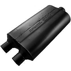 Flowmaster 524553 Muffler 50 Series Suv Dual 2 1 4 In Inlet 3 In Outlet