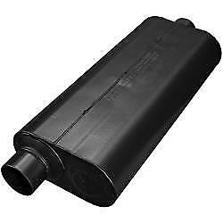 Flowmaster 53071 Muffler 70 Series Bb Ii 3in Inlet 3in Outlet