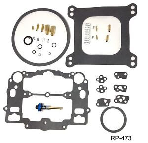 Carburetor Rebuild Kit For Edelbrock 1477 1400 1404 1405 1406 1407 141 1 1409 E4