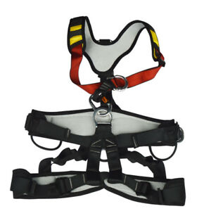 Full Body Climbing Safety Belt Ropes