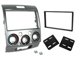 Ct23fd14 Cd Radio Stereo Facia Fascia Double Din Plate Trim Kit Fits Ford Ranger