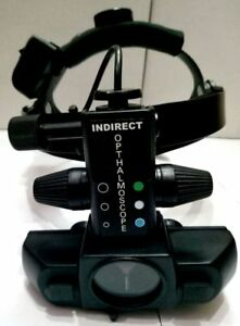 Led Binocular Indirect Ophthalmoscope Rechargeable