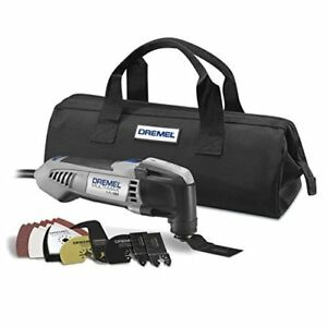 Dremel Mm30 04 Multi max 3 3amp Oscillating Kit Integrated Wrench 11 Accessories
