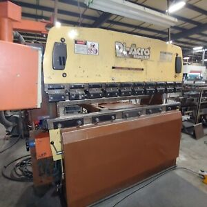 1983 Di acro Promecam Rg 35 20 6ft 35 Ton Press Brake