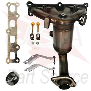 New Exhaust Manifold With Catalytic Converter For 2007 2013 Jeep Patriot 2 4l