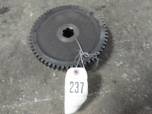 International Harvester 1066 Tractor Pto Gear Part 66511 c1 Tag 237