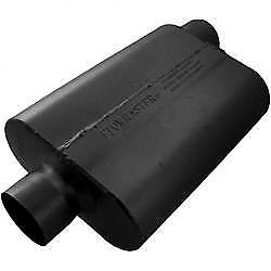 Flowmaster 943042 Muffler 40 Delta Flow Series 3in Inlet 3in Outlet