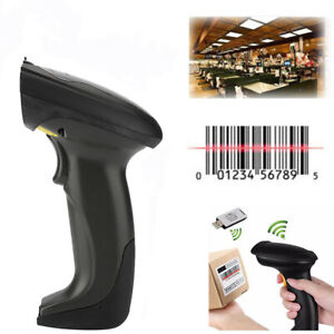 Yhd 5300 Wireless Laser Barcode Reader Scanner Usb Interface Automatic Bluetooth