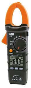 Klein Tools Cl210 Digital Ac Auto ranging Temp Clamp Meter