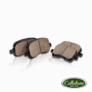 Rear Ceramic Brakes Pads For Ford Expedition Lincoln Mkt Navigator