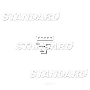 Fuel Pump Relay Standard Ry 31