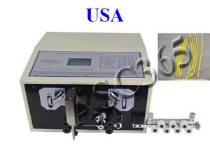 Electric Computer Wire Peeling Stripping Cutting Machine Stripper Tool 170695
