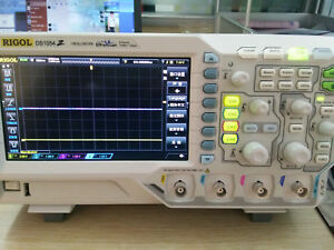 Portable 4channel 50mhz Lcd Rigol Ds1054z Digital Oscilloscope Sample Rate