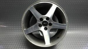 Wheel 17x9 Cobra Supercharged 5 Spoke Machined Face Fits 03 04 Mustang 98393