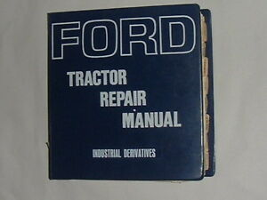 Ford 2000 3000 4000 4500 5000 3400 3500 7000 5500 Tractor Service Repair Manual