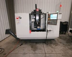 13450 Haas Tm 1p Cnc Vertical Machining Center 2015