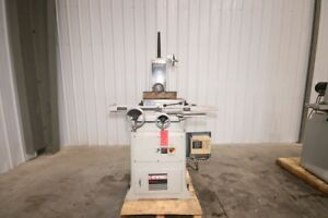 12867 Harig 6 X 18 Ballway Surface Grinder Model 618