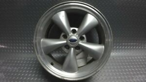 Wheel 17x8 5 Spoke Gt With Exposed Lug Nuts Fits 94 04 Mustang 250325