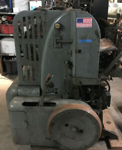 The Miehle Vertical Letter Press die Cutter V 50 N 42