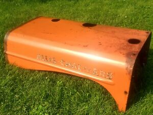 Allis Chalmers Wd Wd45 Wc Wf Tractor Original Engine Motor Hood Cover Ac