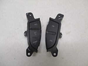 2004 Ford Explorer Steering Wheel Cruise Control Switch Pair Oem