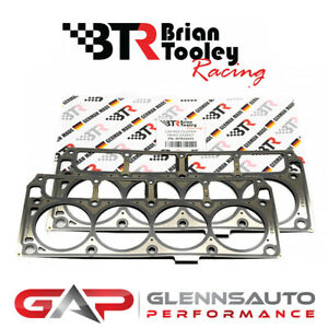 Pair Of Btr Ls9 Mls Cylinder Head Gaskets Like Gm 12622033