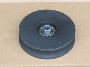 Idler Pulley With Bearing For Ih 3142 3160 3160a 3260 48 60 Mower Cub 154