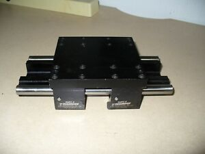 Thomson Industries Dsr 8 Linear Guide Rails And Carriage Dual Gantry