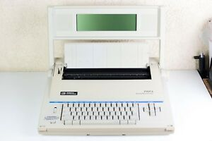 Smith Corona Pwp 6 Personal Word Processor Typewriter Working Screen And Keys