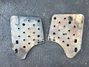 Bolens Iseki G154 G152 G174 G172 Tx1300 Oem Floor Boards Pair