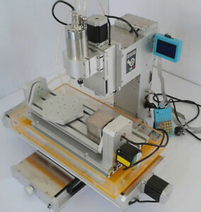 5 Axis Cnc 3040 Table Column Type Engraving Machine High pricision Ball Screw