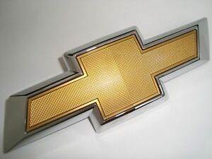 Super New 2018 Chevy Traverse Rear Bow Tie Emblem Gm 23166689