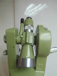 Theodolite Wild Heerbrugg T1a Serial 235102 Surveying Instrument