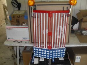 Ford Tractor Grill Ith Lights 8n 9n 2n