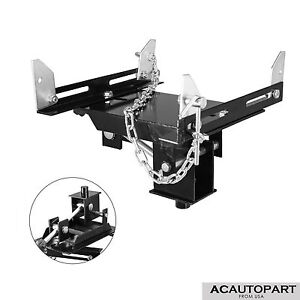 1 2 Ton Transmission Jack Adapter Capacity Transform Automotive Floor Jack