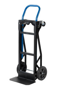 Harper Foldable Moving Dolly Lightweight Convertible 400 Lb Capacity Hand Truck