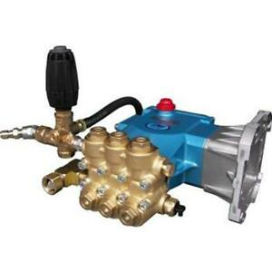 Cat 66dx40gg1 Pump Made Ready Fully Plumbed Pump 4 Gpm 4000 Psi W unloader